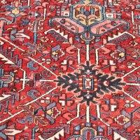 Persian Antique Heriz rug