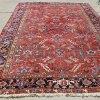 Large Antique Persian Heriz Carpet