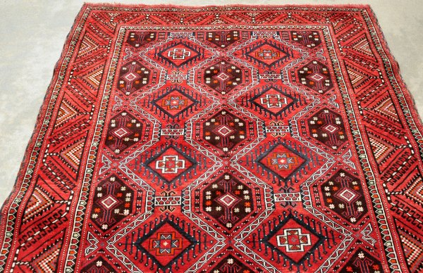 Persian Tribal Baluchi Rug