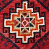 Persian iran Shiraz Wool Rug