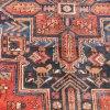 Heriz carpet Iran critters