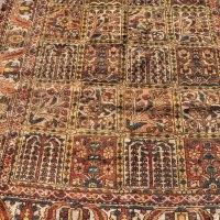 Old Persian Bird and Garden Rug