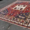 Cats or Lions Tribal style rug