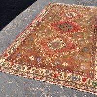 Iran Qashqai Carpet - Goat
