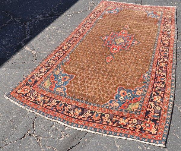 Kurd Iran Village Kolyai carpet