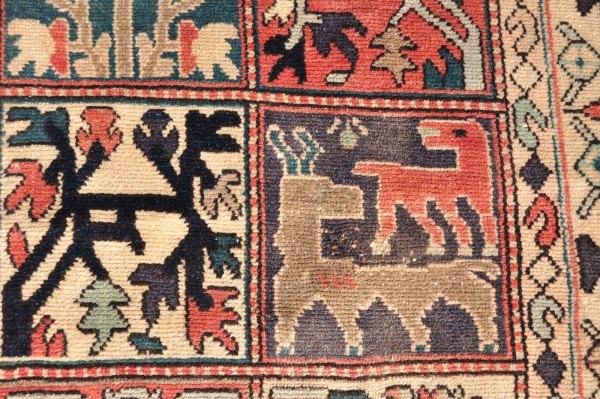 Iran Persian animal rug