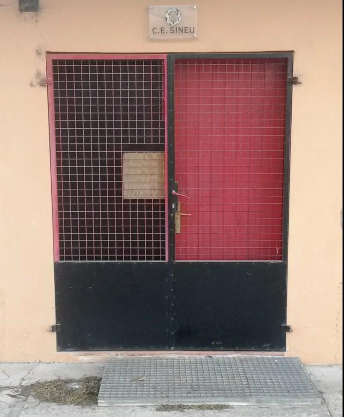 Oficines del club, a Son Magí.