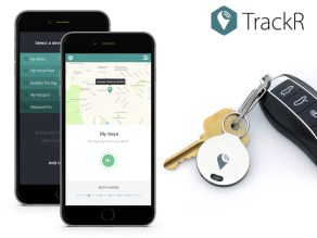 trendy techz trackr gadget details