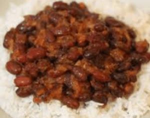 Les haricots rouges - pourquoi pas un Chili ?