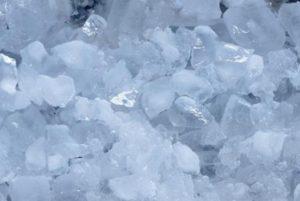 Comment soigner une tendinite - La glace pour soulager la douleur