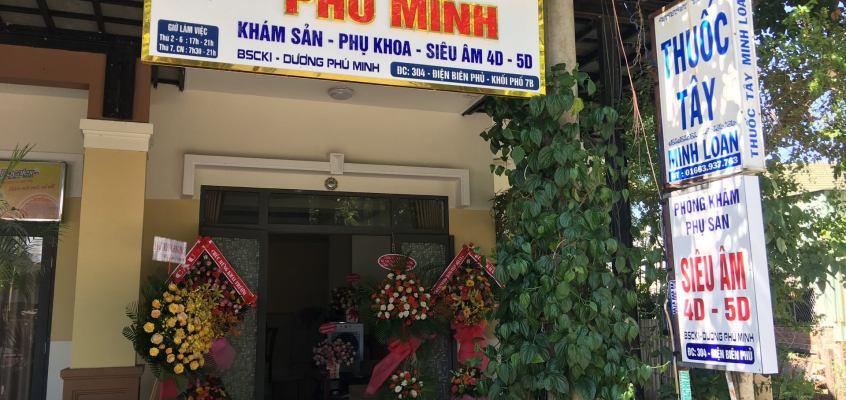 Phòng khám sản phụ khoa Hội An – Phú Minh