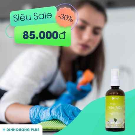 Tinh dầu hoa nhài xịt phòng 100ml – dinhduongplus-min