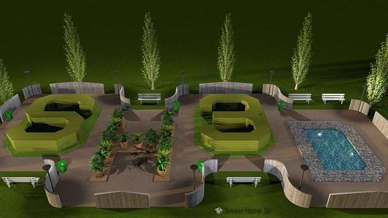 Sweet Home 3D - Uma excelente ferramenta de Design de Interiores