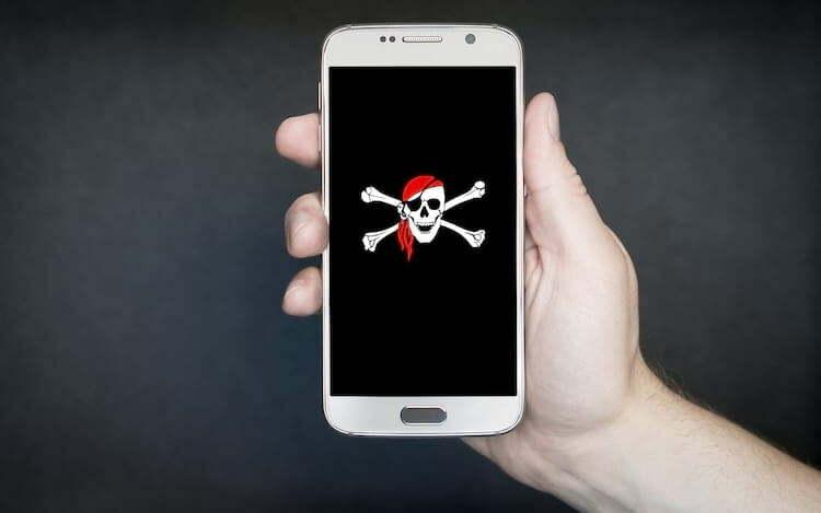 celulares piratas