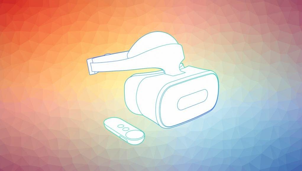 Lenovo Mirage Solo é um fone de ouvido autêntico Daydream VR!!