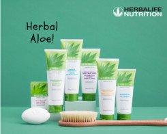herbal aloe hudpleje