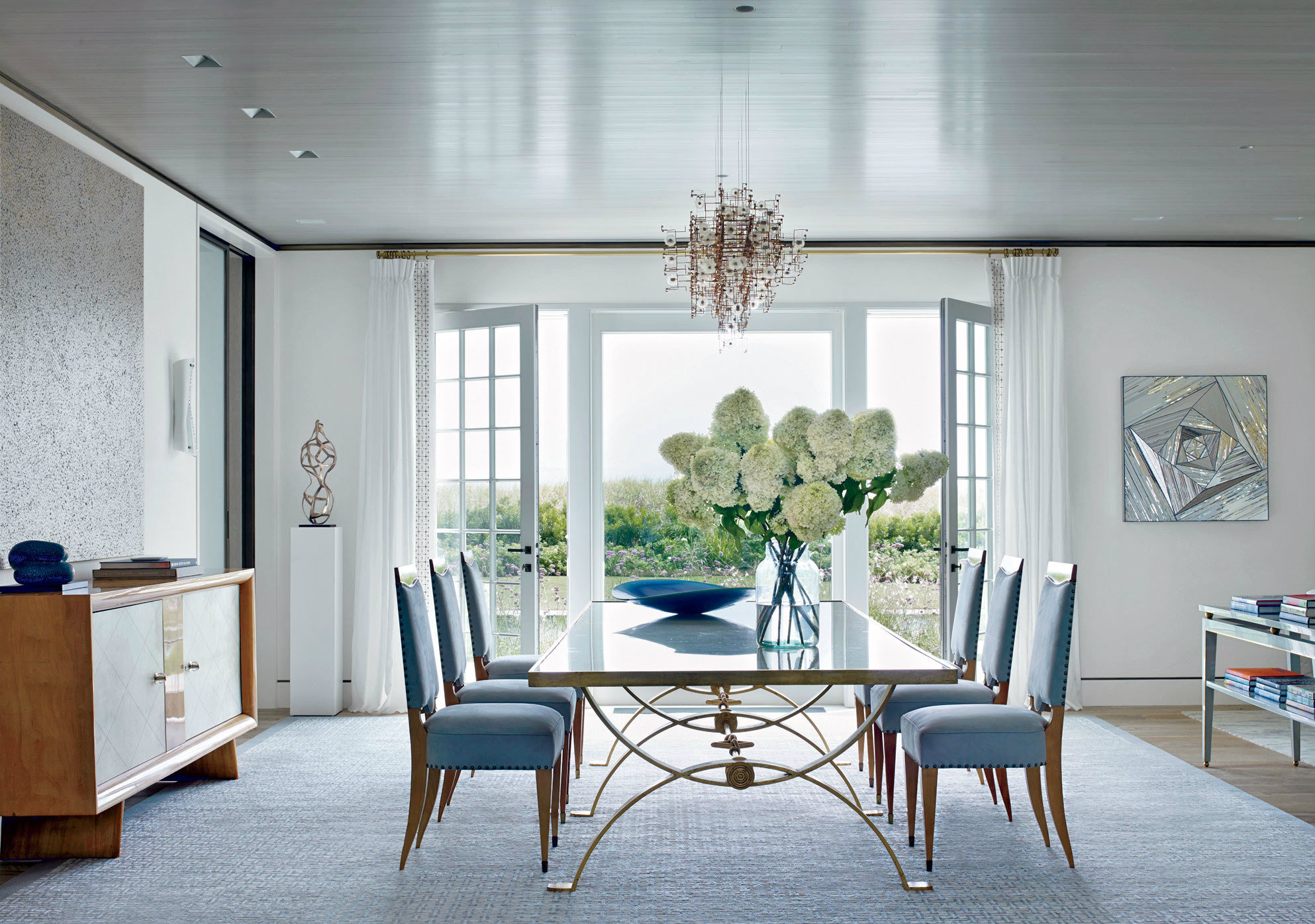The Most Beautiful Dining Rooms of 2016 on Beautiful Room Decoration  id=90484