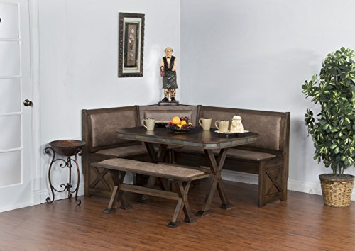 Sedona Side Bench - DiningBee