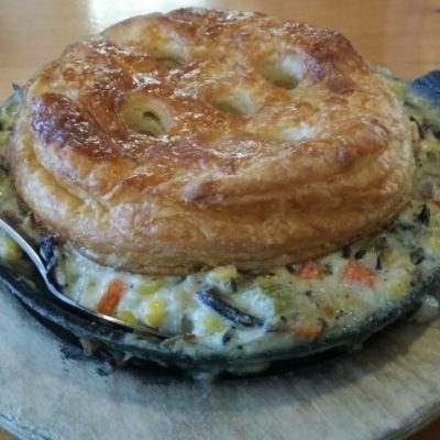 10,000 Lakes Pot Pie at The Mason Jar in Eagan, MN