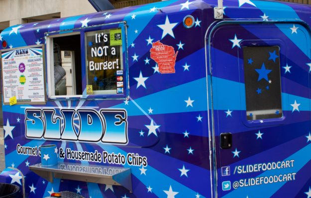 Slider Food Truck, Madison WI