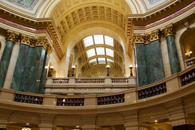 Inside Madison, WI Capital