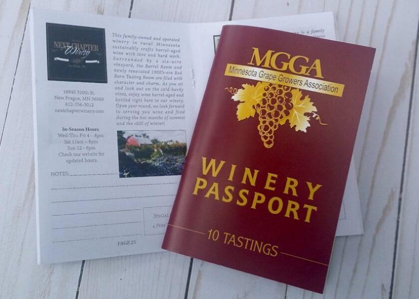 MGGA Winery Passport