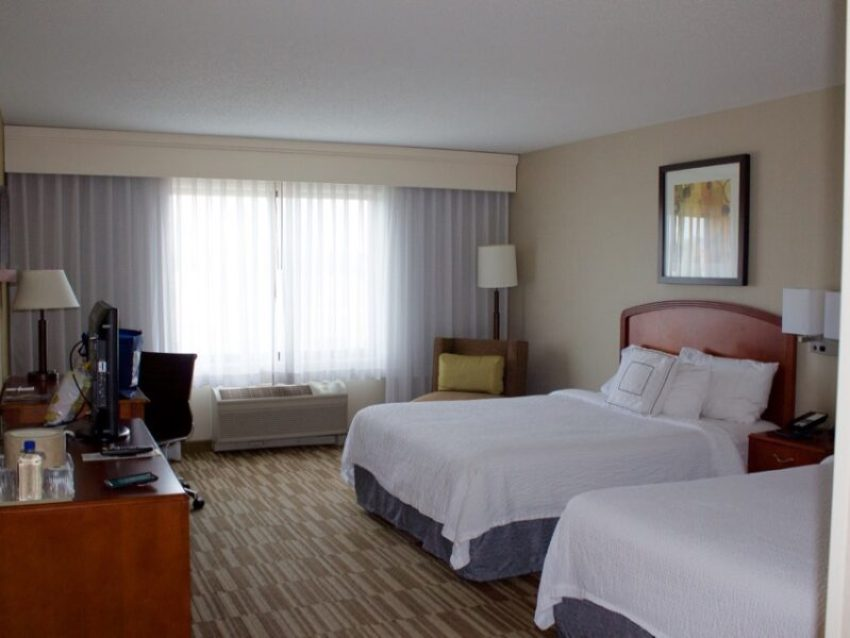 Courtyard By Marriott- Roseville, MN Perfectly Positioned to Twin Cities