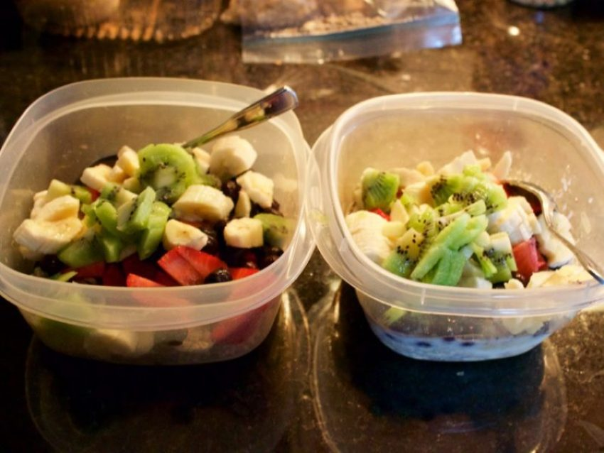 Eat Healthy on Road Trip With Preparation