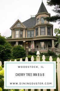 Cherry Tree B & B More Than a Movie Set