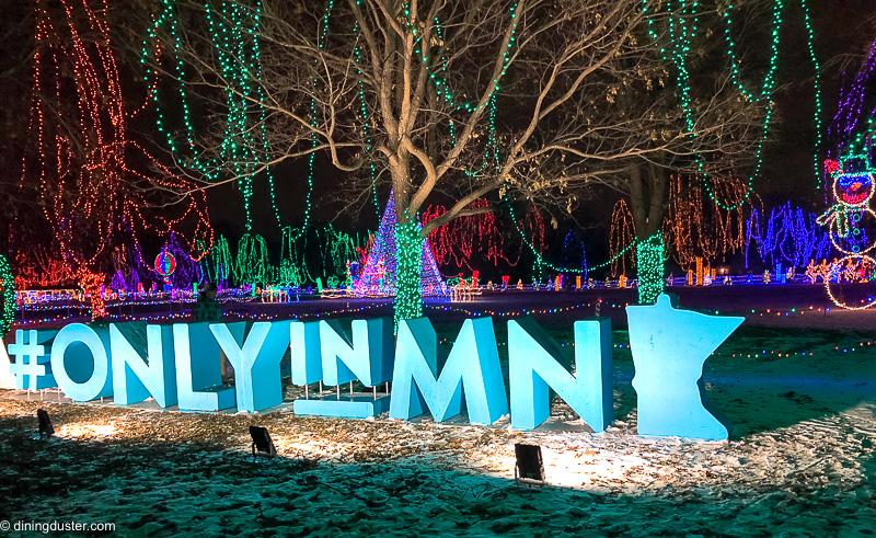 Must See Kiwanis Holiday Lights Mankato MN