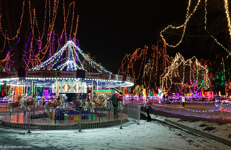 Must See Kiwanis Holiday Lights Mankato MN