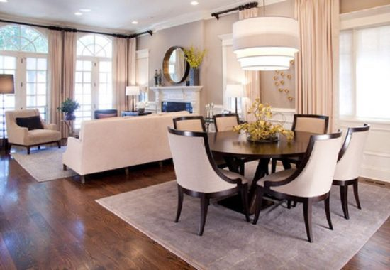 Open Plan Living and Dining Room Ideas - Caliber Homes ...