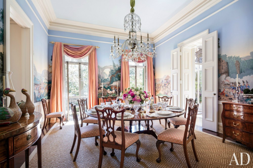 The Most Beautiful Dining Room Design Ideas For Spring