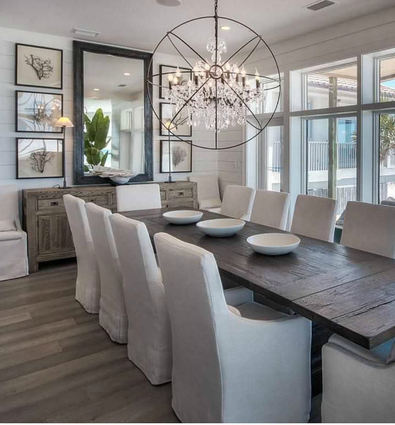 the most popular dining room design ideas on pinterest on dining room inspiration id=65045