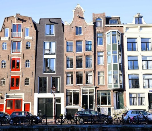 Amsterdam Architecture European River Cruise Stops