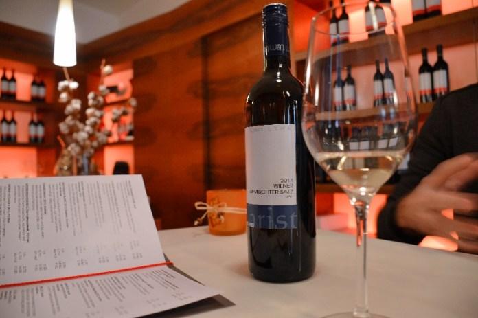 Vienna Wine at Weingut Christ