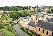 Two Days in Luxembourg City View