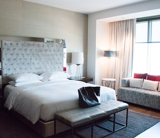 Guest Room at Hyatt Tysons Corner