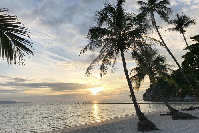 Where to Stay in Koh Phangan, Thailand