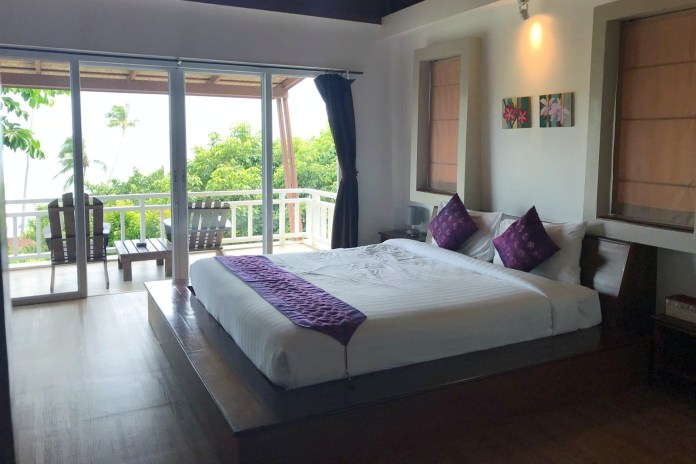 Where to Stay in Koh Phangan, Thailand Cocohut Beach Resort