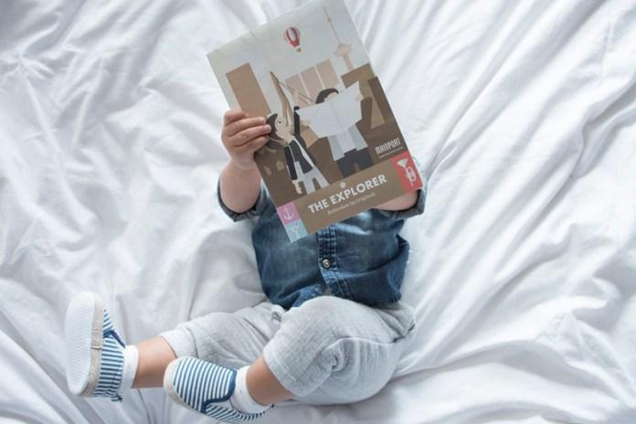 Mainport Rotterdam Baby Copyright Jessica van Dop DeJesus