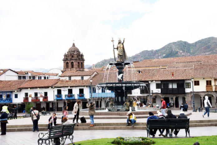 Boutique Hotel in Cusco El Mercado Location Large