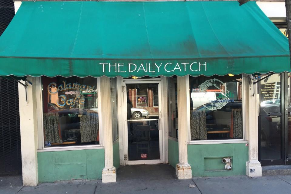 Fresh Catch North End Boston