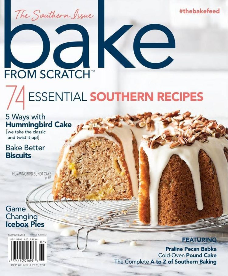 Pineapple Bundt Cake From Scratch: Cook The Cover: Hummingbird Bundt Cake