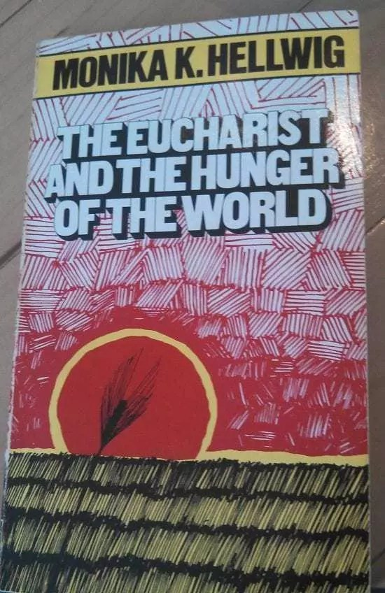 Eucharist Eating, Monica Helwig cover photo.