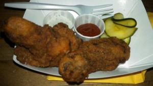 Fried Chicken from Have a Nice Day.