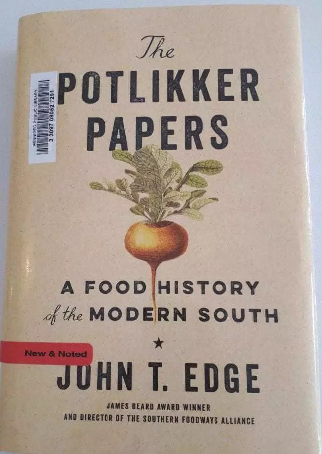 Potlikker book cover