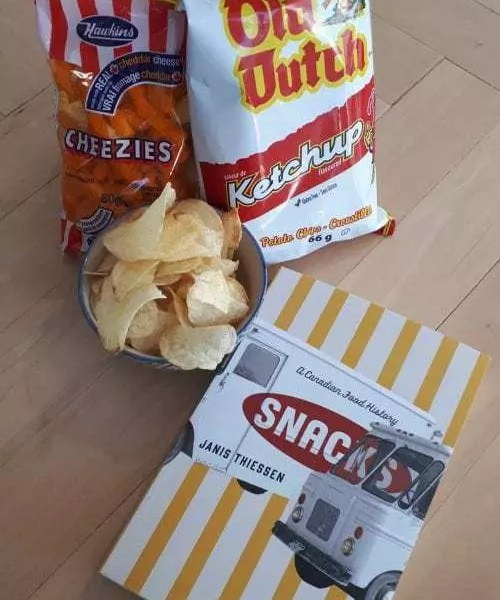 Snacks for the read