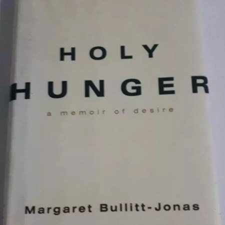 Holy Hunger Cover