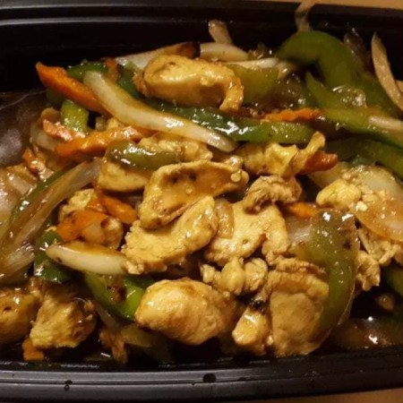 Hong Hing Szechuan Chicken